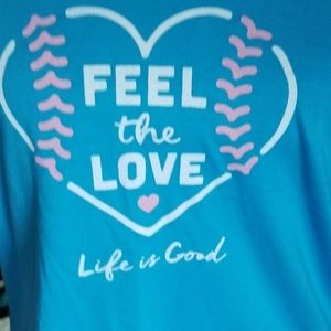 Life Is Good Tops - Life is good shirt